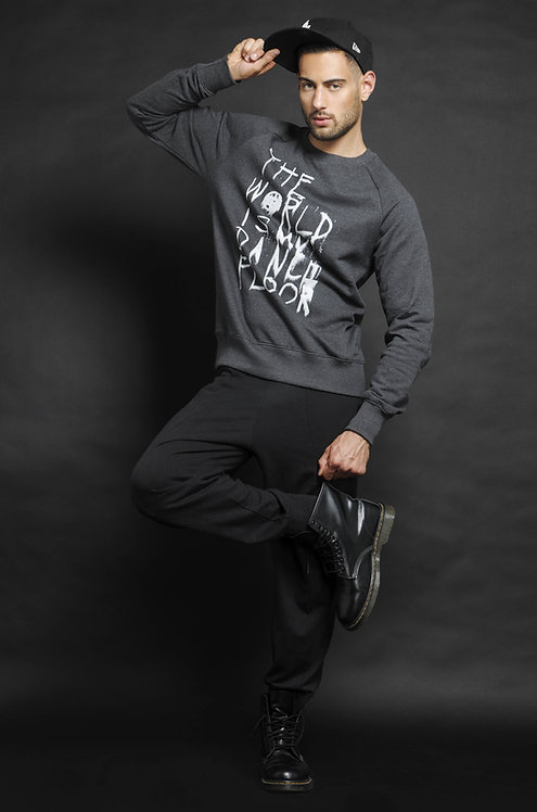 The World Is My Dancefloor (Sweater)
