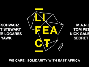 LIFEACT - WE CARE | SOLIDARITY WITH EAST AFRICA May 7