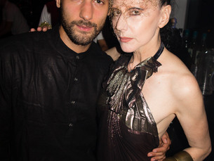 ON TOP of LeBain with Susanne Bartsch
