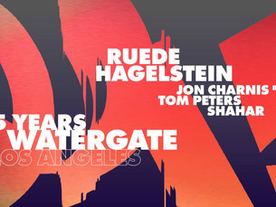 15 Years Watergate in Los Angeles May 13