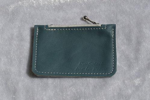 Porte monnaie à zip modèle unique