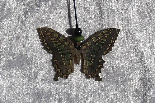 Collier papillon modèle unique