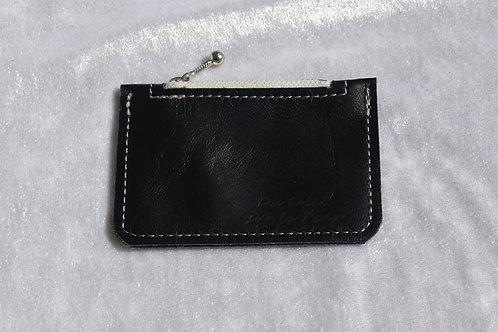 Porte monnaie à zip personnalisable
