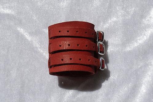 Bracelet de force rouge