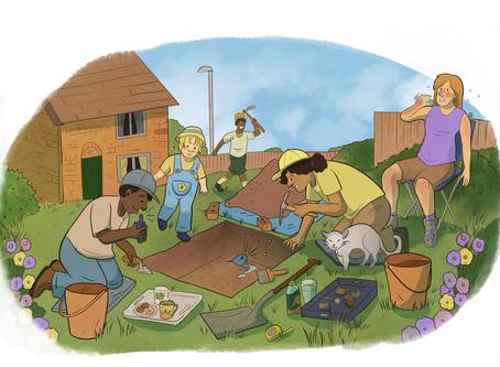 DigSchool Illustration