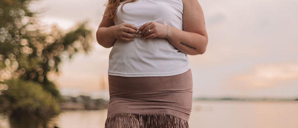 Fabulous Tassle Skirt