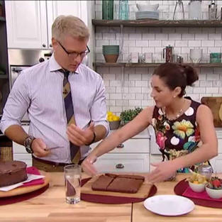 Baking Tips with Stephen Sabados and Chef Kyla Eaglesham