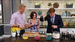 Easter Egg Nests with Chris Hyndman, Stephen and Kyla