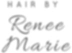 Hair by Renee Marie logo