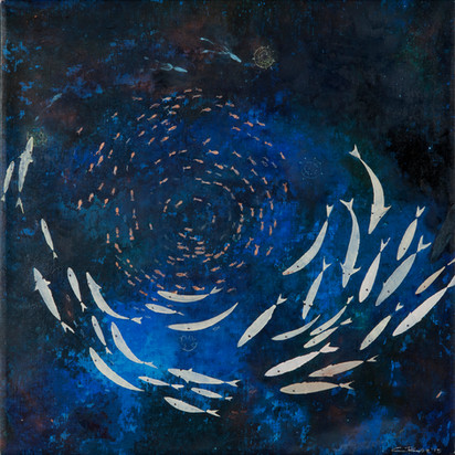 Baitball: Starry Starry Night