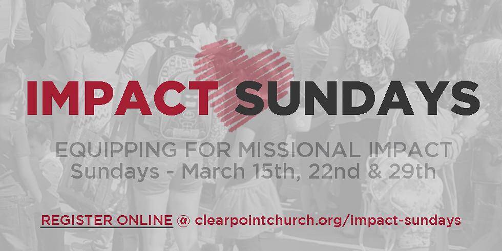 Impact Sundays