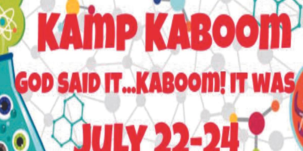 Kamp Kaboom