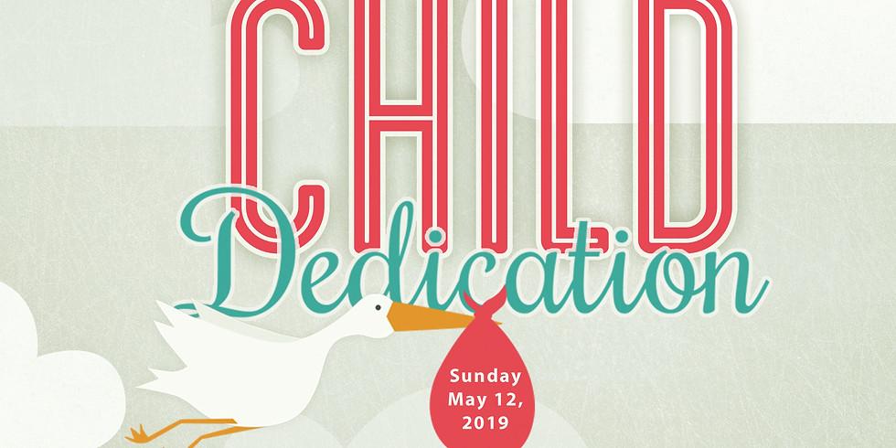 Baby/Child Dedication Service