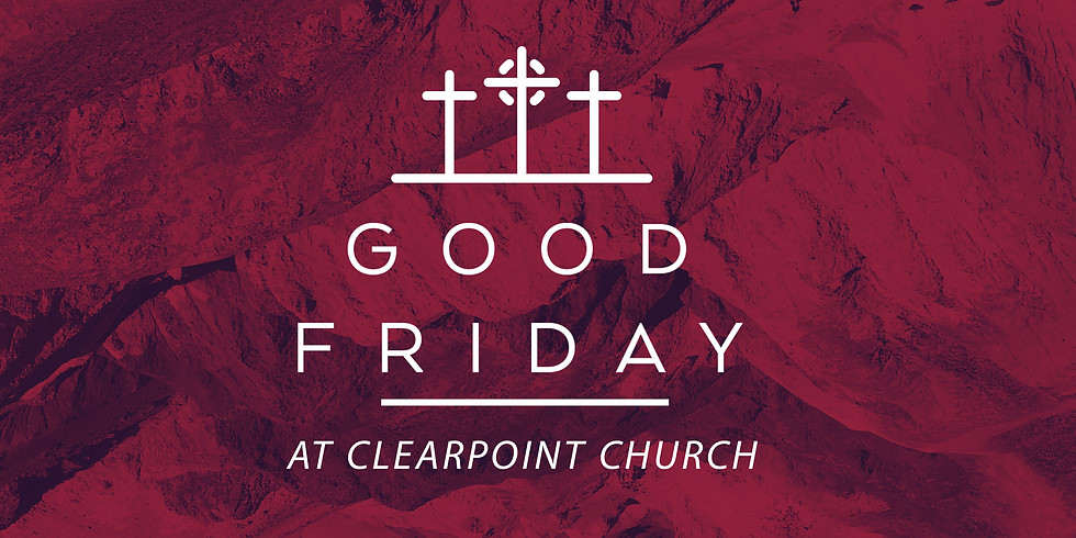 Good Friday ONLINE Worship Experience