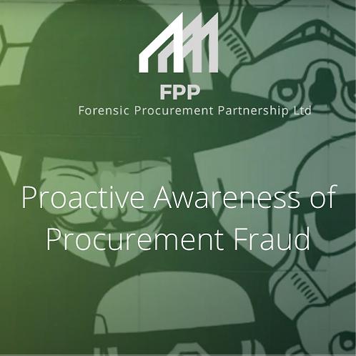 FPP Procurement Fraud Awareness Course