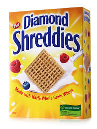 The Power of Marketing - Diamond Shreddies