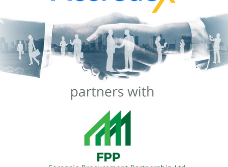 Accredex partners with Forensic Procurement Partnership (FPP)