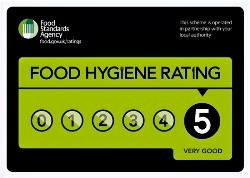 Safer Food Better Business - Keeping Your 5* Food Hygiene Rating