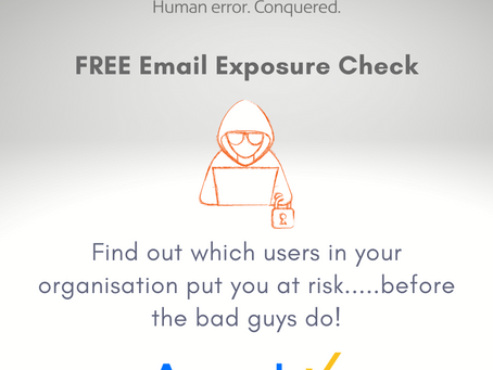 Get Your Free Email Exposure Check Pro