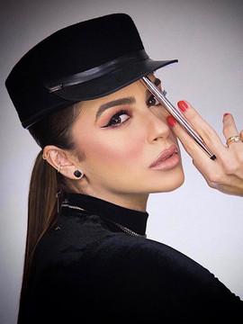 Mari Saad com Cap Graciella Starling