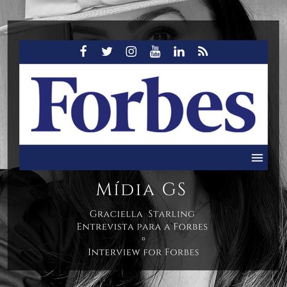Graciella Starling na Forbes