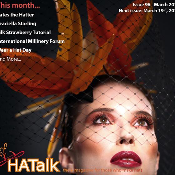 Revista hatalk em Londres