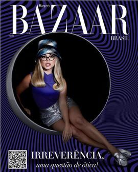 Capa Revista Bazaar