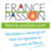 Logo_FrancePassion et site et vos etapes