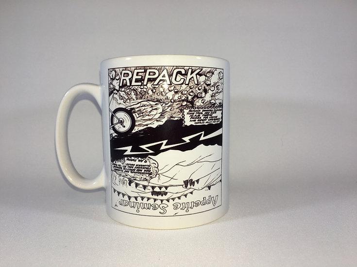 Repack mug set of four