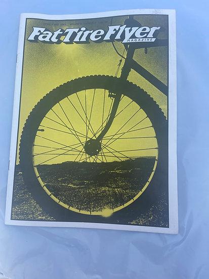 Fat Tire Flyer April/May 1985 Volume 5 No2