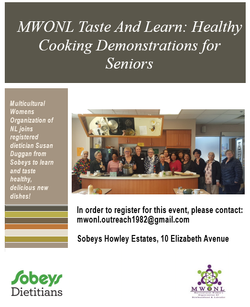 Cooking CHLF Poster