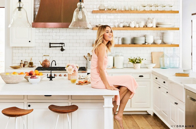 Lauren Conrad's Home Tour