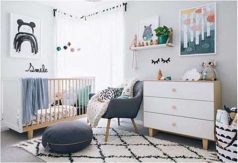 Get the Look: Pinterest Worthy Nursery Decor