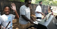 United in Him community service