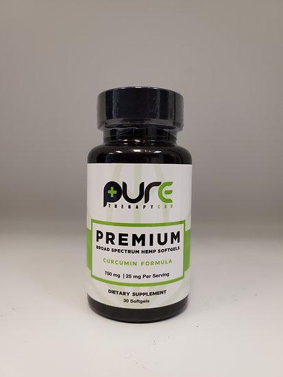 Pure Premium Capsules Curcumin Formula