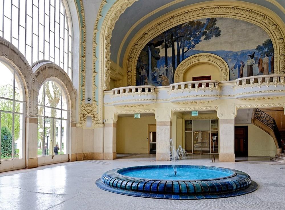 Vichy, le Forum
