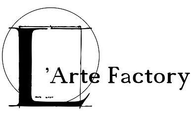 Logo L'Arte Factory avec Fond.jpg