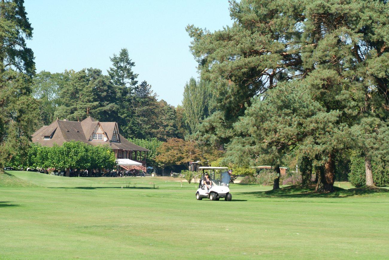 Le golf du sporting