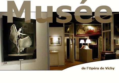 Musée de l'Opéra Vichy