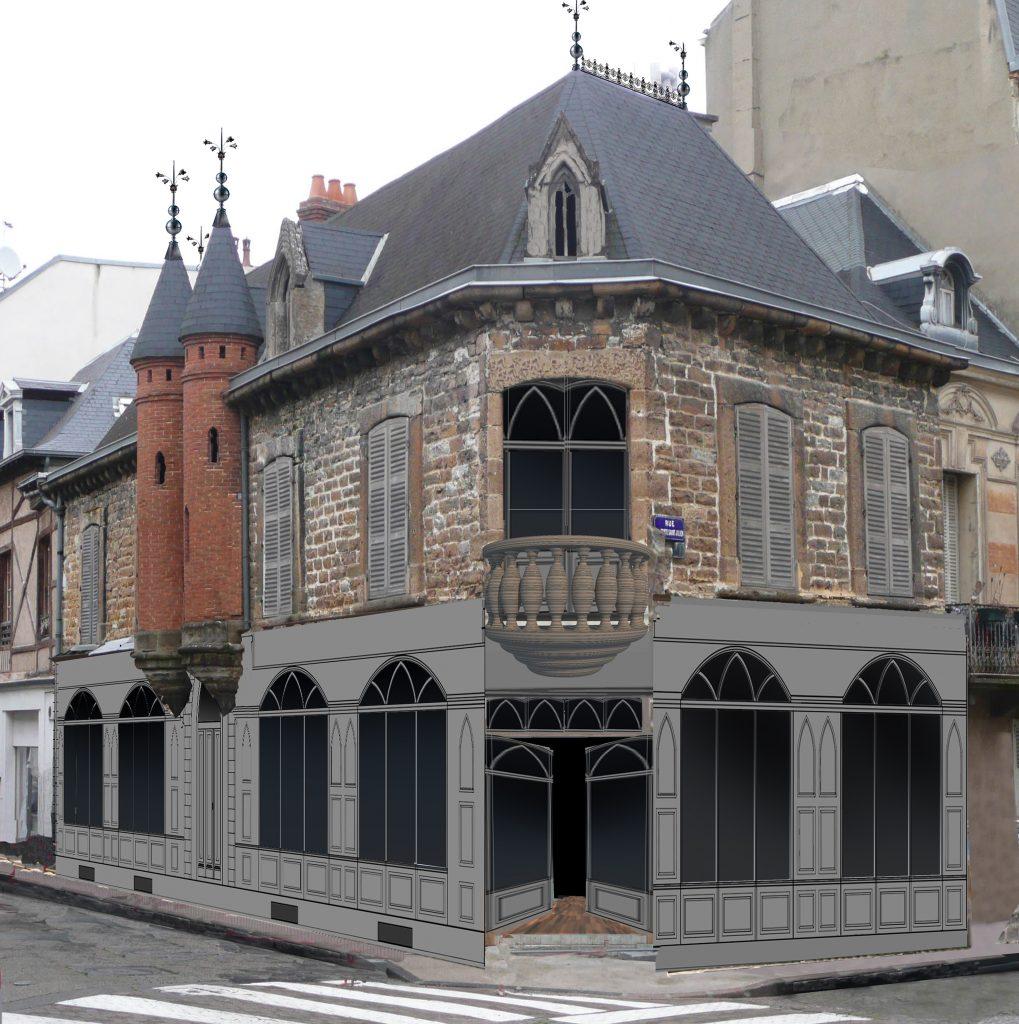Maison Albert Londres Vichy