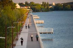 Le Lac d'Allier Vichy