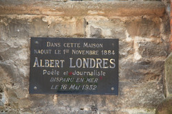 Albert Londres Vichy