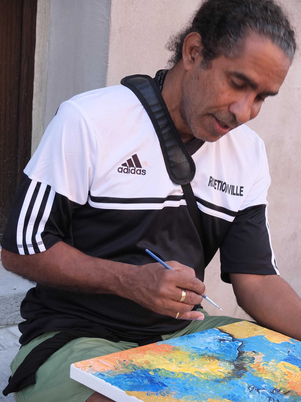 Patrick Cauvin Haïti