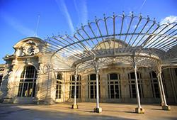 Verrière de l'Opéra de Vichy