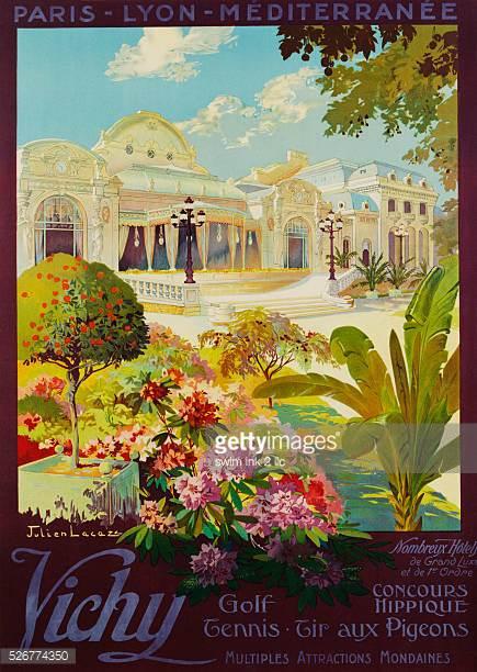 Affiche Vichy