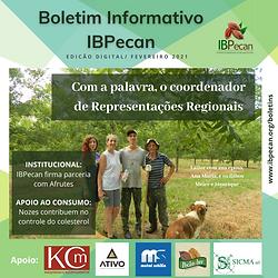 Boletim Informativo 16 edição fevereiro.
