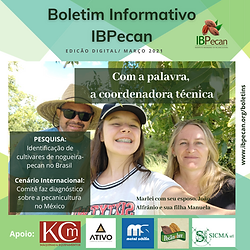 Boletim Informativo 17 edição março 2021