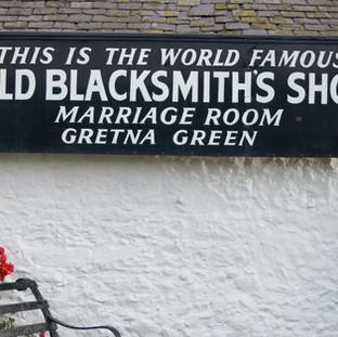 Blacksmith's Shop, Gretna Green