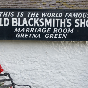 Blacksmith's Shop, Gretna Green
