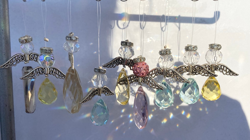 Sparkles - Small Hanging Charms